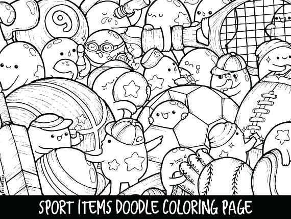 Get Inspired For Kawaii Coloring Pages To Print Anyoneforanyateam