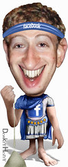 Mark Zuckerberg, Hail Caesar!