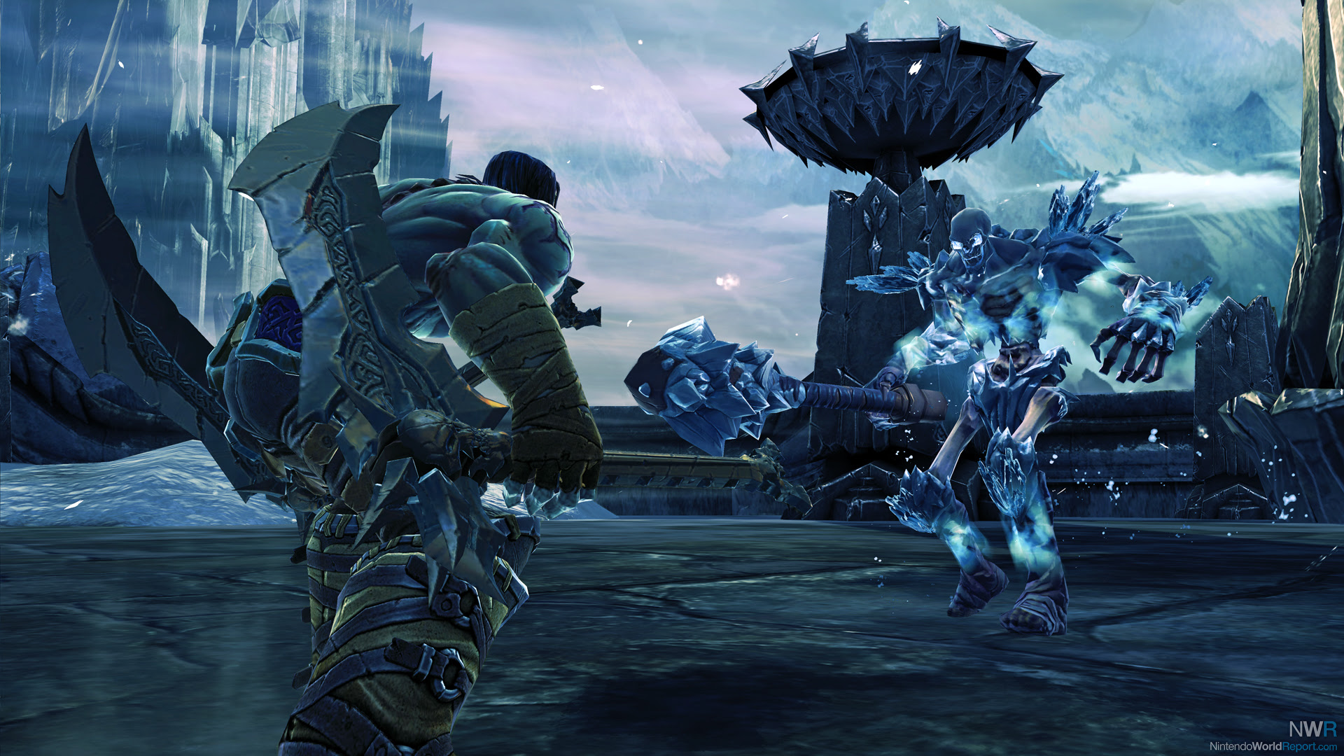 Darksiders Ii Preview Preview Nintendo World Report