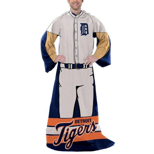 Detroit Tigers Player Comfy Throw