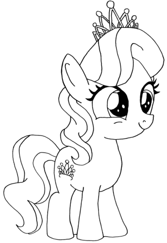18 fresh ausmalbilder my little pony prinzessin celestia