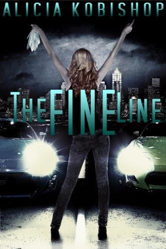 The Fine Line by Alicia Kobishop