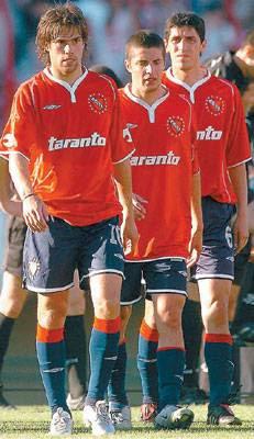 Insúa, Lorefice y Zurita reflejan la decepción de Independiente