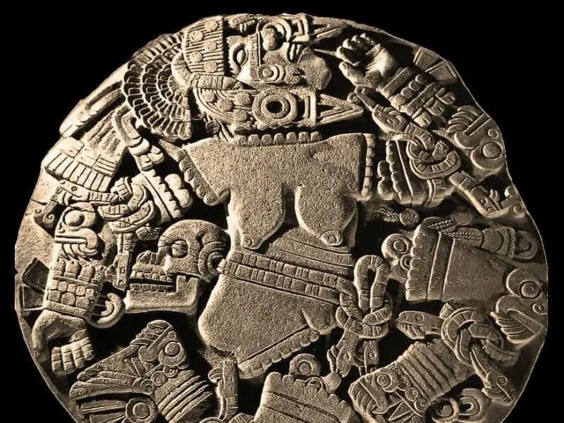 Coyolxauhqui La Guerrera Azteca Que Se Convirtió En La Luna