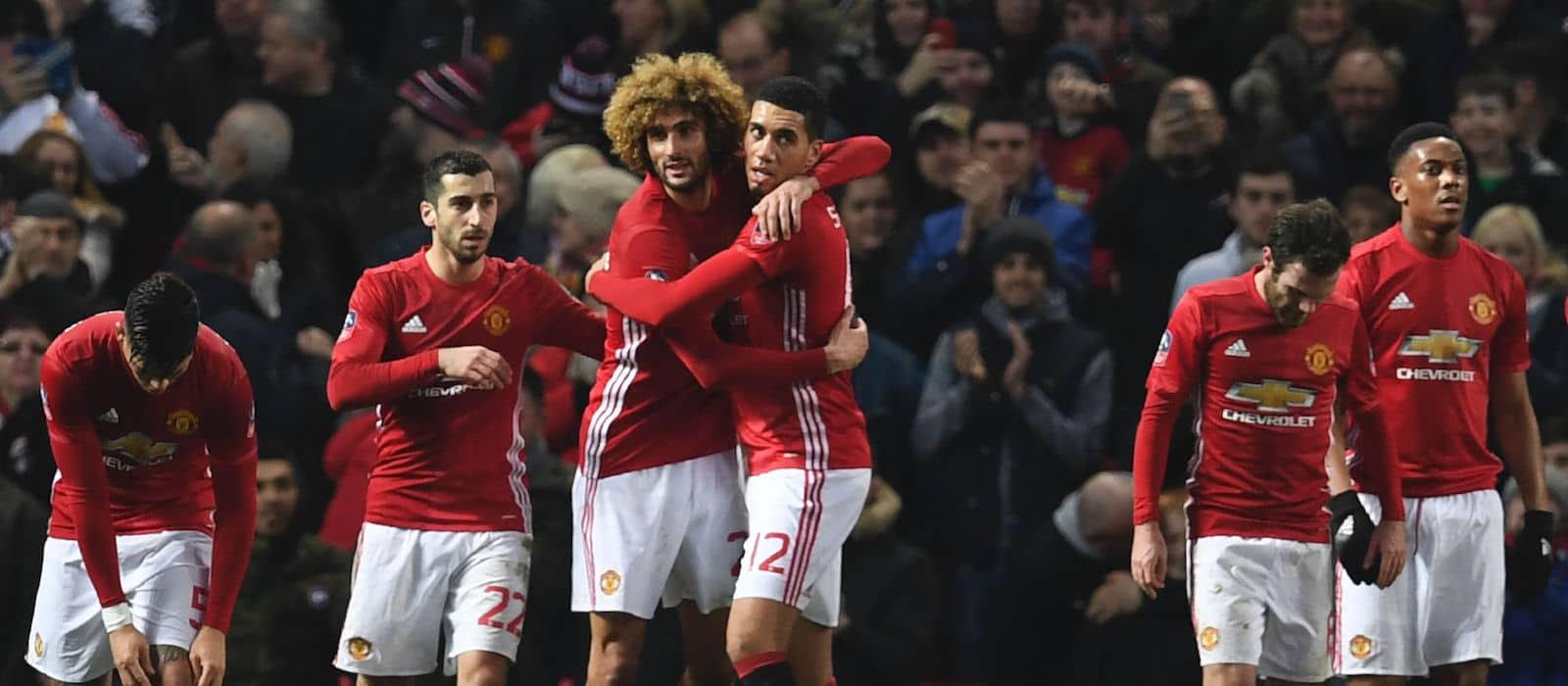 Image result for manchester united barcelona