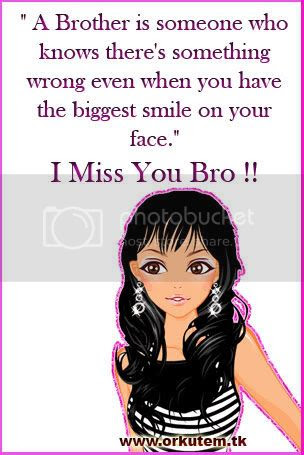 Love You Brother Quotes
