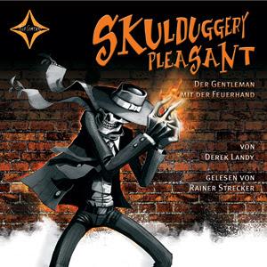 Skulduggery Pleasant - Folge 1 - Der Gentleman mit der Feuerhand