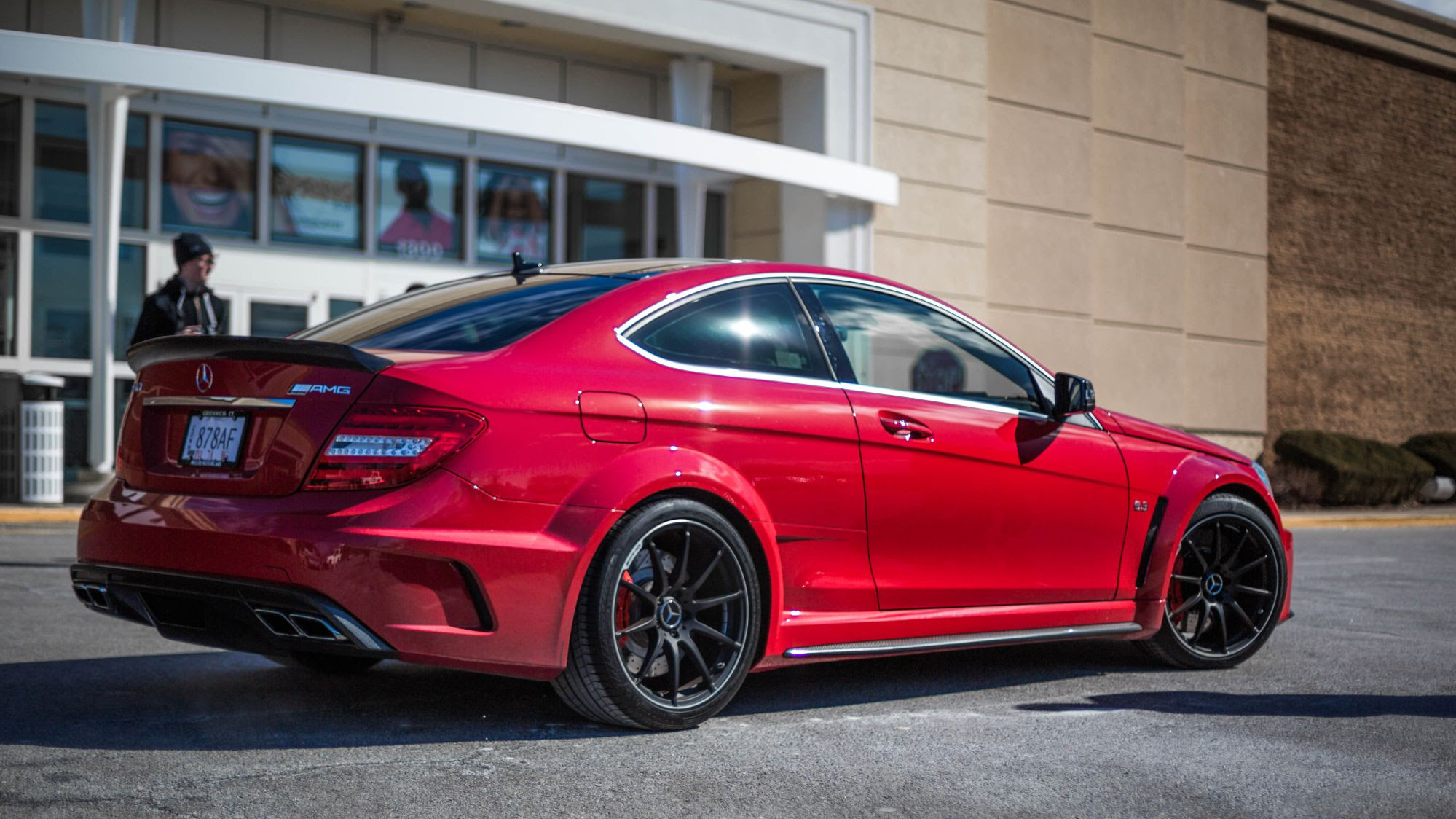 2012 C63 AMG Black Series for Sale! - MBWorld