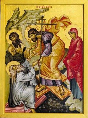 Εγώ είμαι η Ανάσταση και η Ζωή. (Αγ. Ιουστίνου Πόποβιτς)