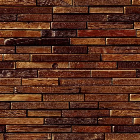 pvc wallpaper  stereo relief brick wall wood grain