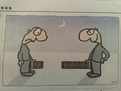 Today's Leunig is awesome by Lachlan Hardy.