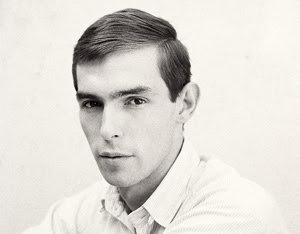 Peter Hujar's Self-Portrait (Matthew Marks Gallery, 1958)