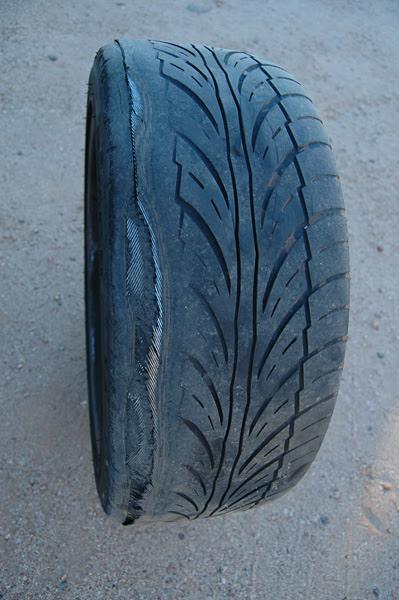 Tire Failure Riken Raptor Page 3 Mbworld Org Forums