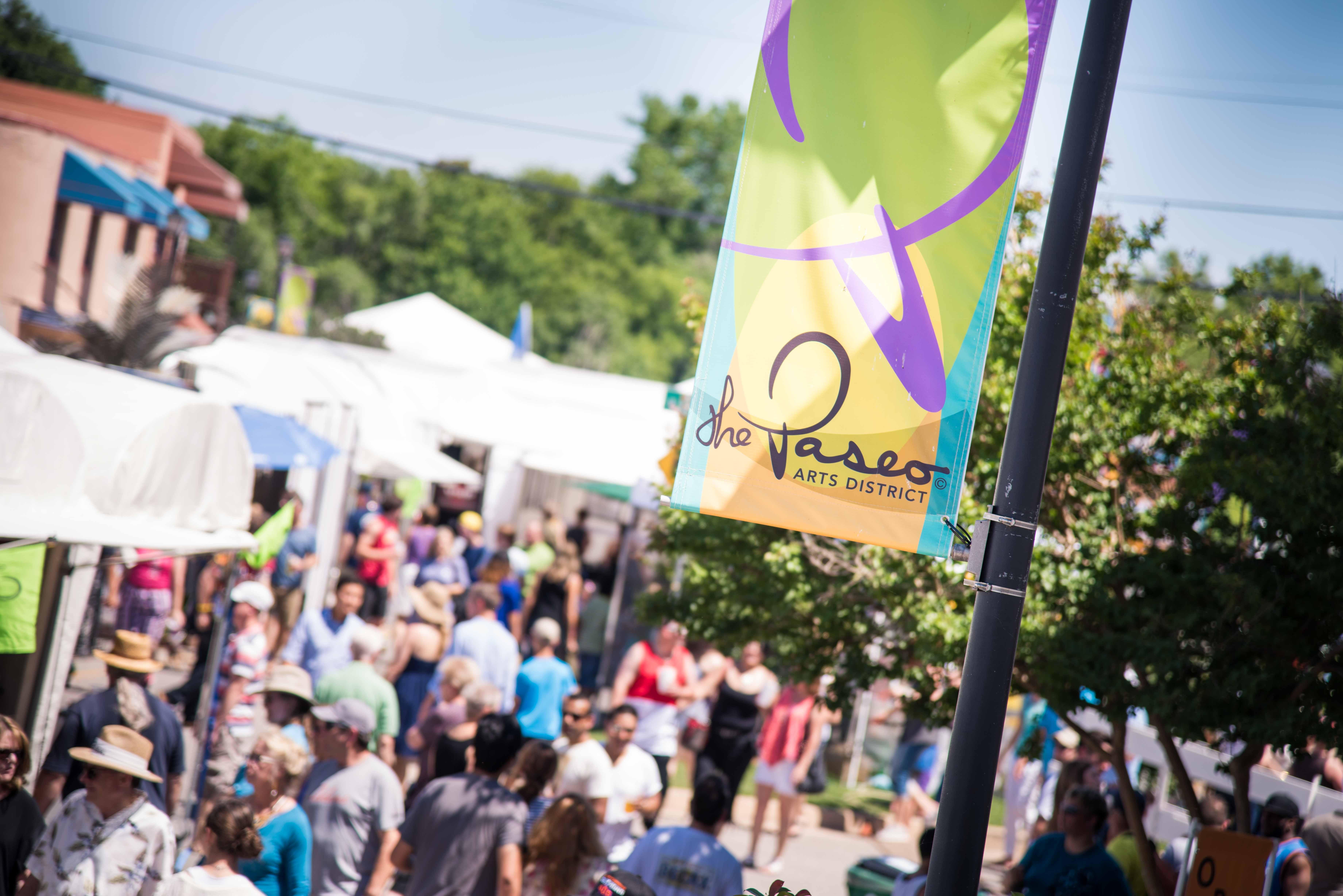 Paseo Arts Festival 2020 Find Festival Information Visit Okc