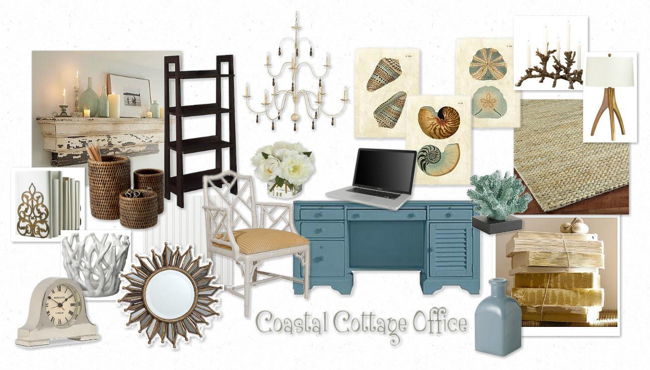 Coastal Style Office | Master Bedroom Paint Ideas Photos