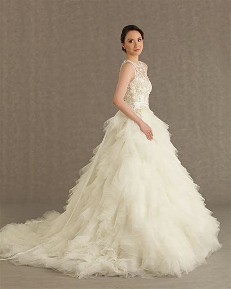 285 best Filipino Wedding gown designers images on
