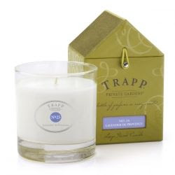 Trapp No. 25 Lavender de Provence Large Poured Candle