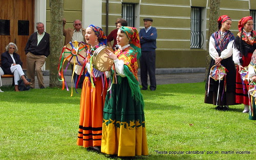 Fiesta popular en Cantabria 4
