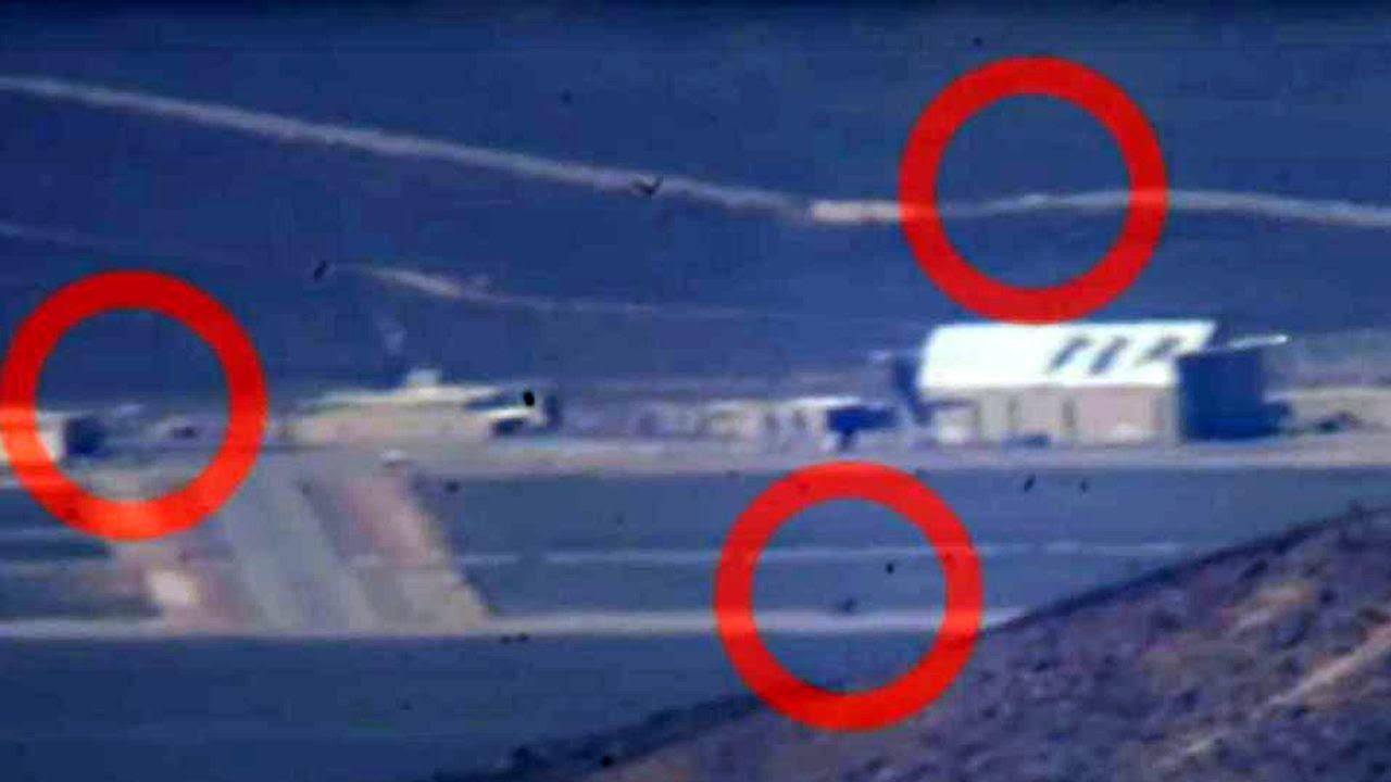 Cazadores de Ovnis capturan el mejor vídeo del Área 51 hasta ahora