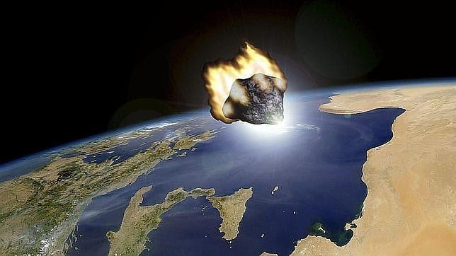 Europa ensaya qué hacer ante la inminente caída de un asteroide sobre la Tierra