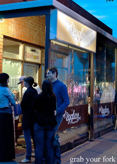 eggless dessert cafe, goodwood, adelaide