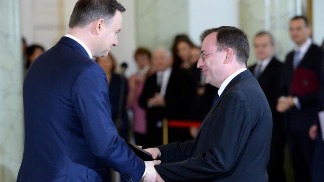 Prezydent Duda ułaskawił Mariusza Kamińskiego