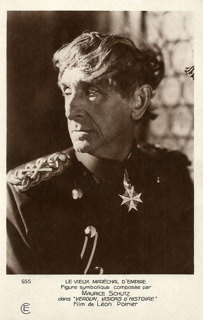 Maurice Schutz in Verdun, visions d'histoire