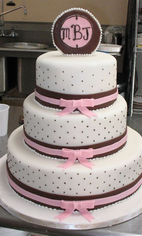 Bridal Shower Cakes Maryland MD Washington DC Northern