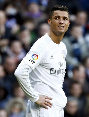 Cristiano Ronaldo Real Madrid Atlético Madrid (Foto: Juan Medina / Reuters)
