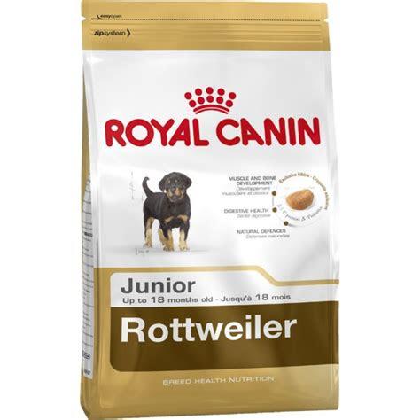buy royal canin junior rottweiler dog food