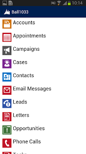 Dynamics CRM 2013 Android Client2
