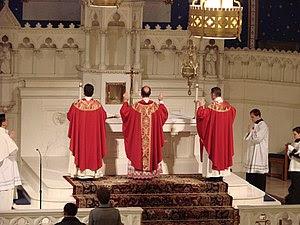 Good Friday, Our Lady of Lourdes, Philadelphia
