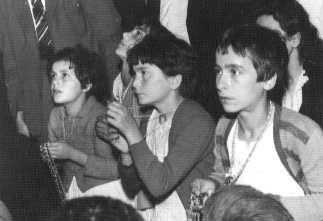 Garabandal Children Prayin g