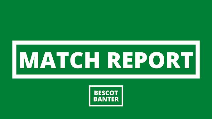 Match Report: Romulus 2 Walsall XI 1