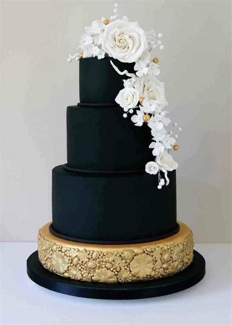 912 best images about Cake   4 Tier Wedding Cakes on