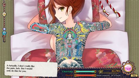 tokyo tattoo girls vita review chalgyrs game room