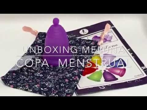 Conociendo mi copa menstrual MeLuna