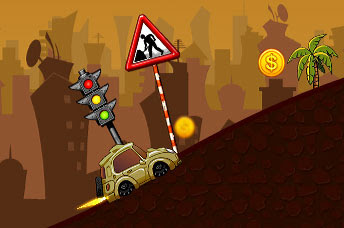 Take your vessel to the limit in Extreme Car Madness! #CarGames ##FlashGames ##OnlineGames