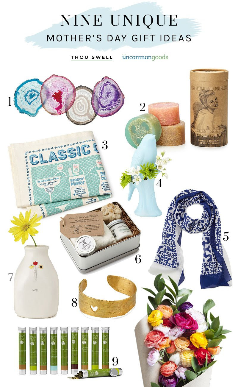 9 Unique Mother\u002639;s Day Gift Ideas  Thou Swell