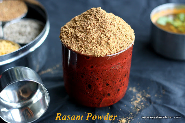 rasam powder 1