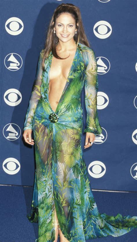 Versace, Mamí! Jennifer Lopez Says Her Iconic Plunging