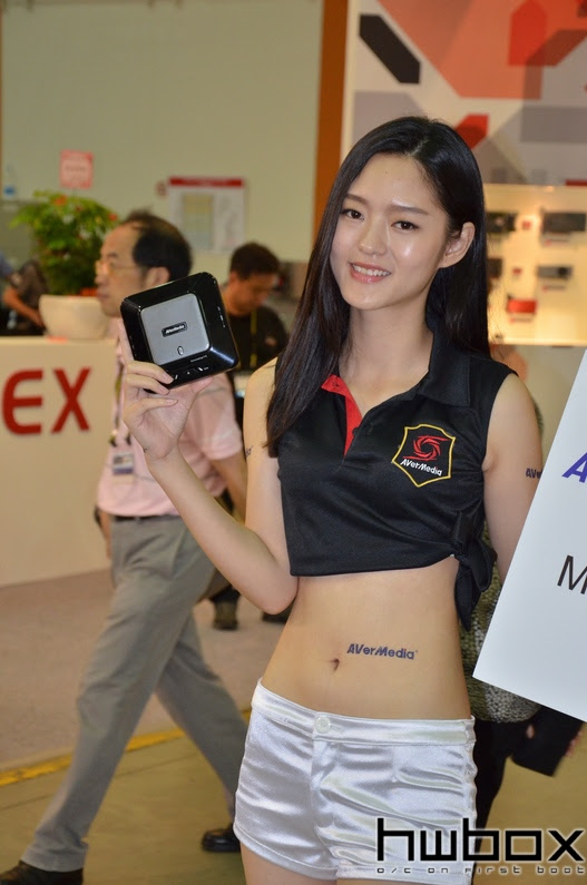 Booth Babes Computex 2014 (93)