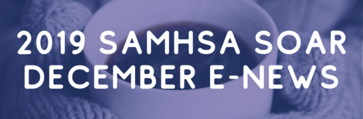 2019 SAMHSA SOAR December eNews