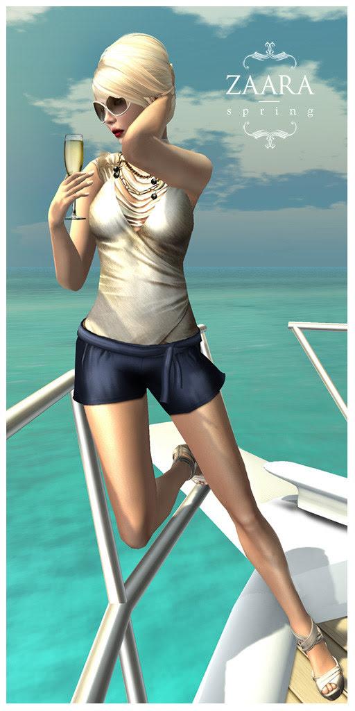{Zaara} spring : Neha shorts