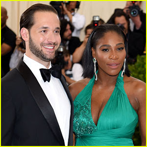Serena Williams' Fiance Alexis Ohanian Says She'll Be 'An Awesome Mom'