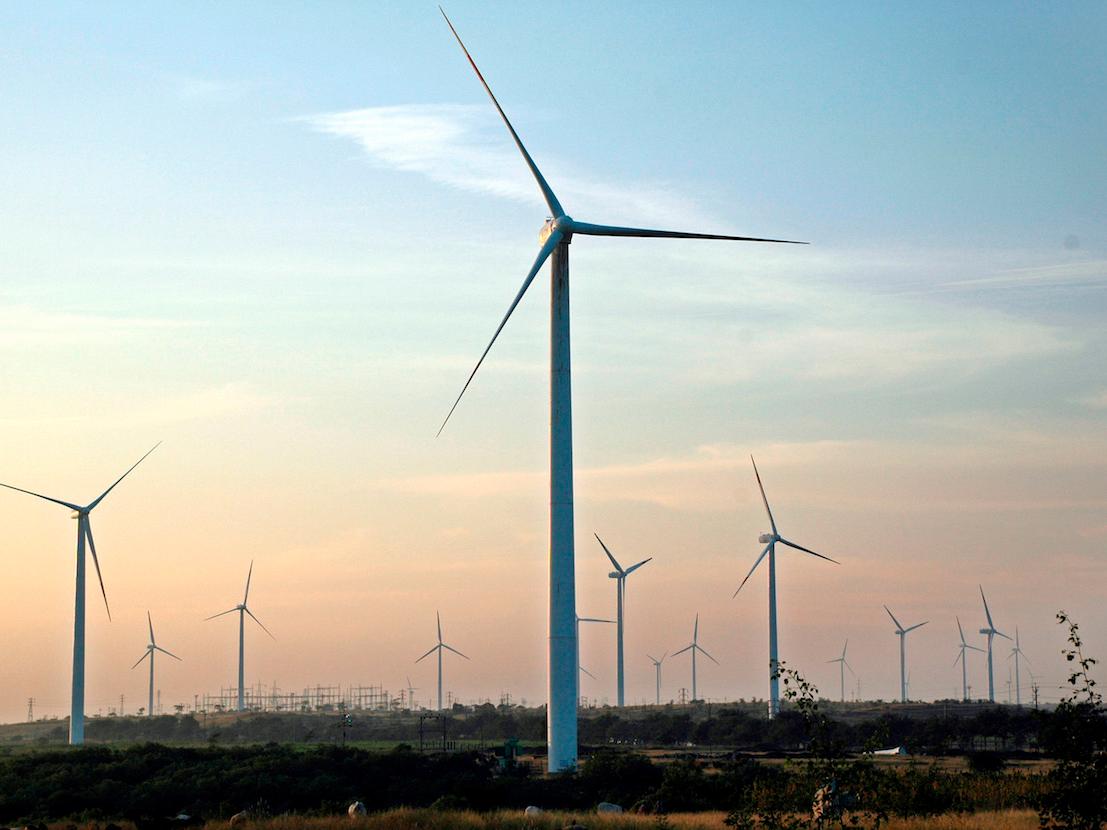 wind turbine india
