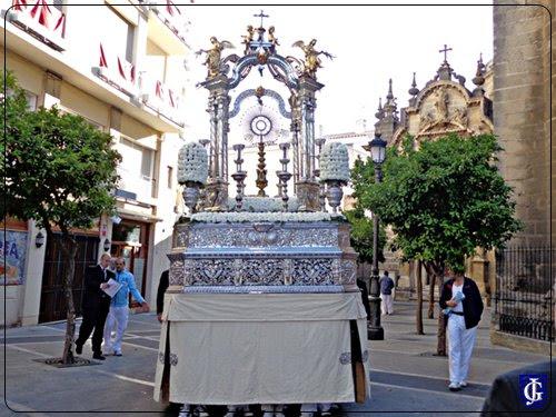 Resultado de imagen de Corpus de Minerva jerez