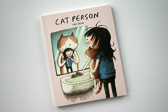 Image result for graphic novels and cats