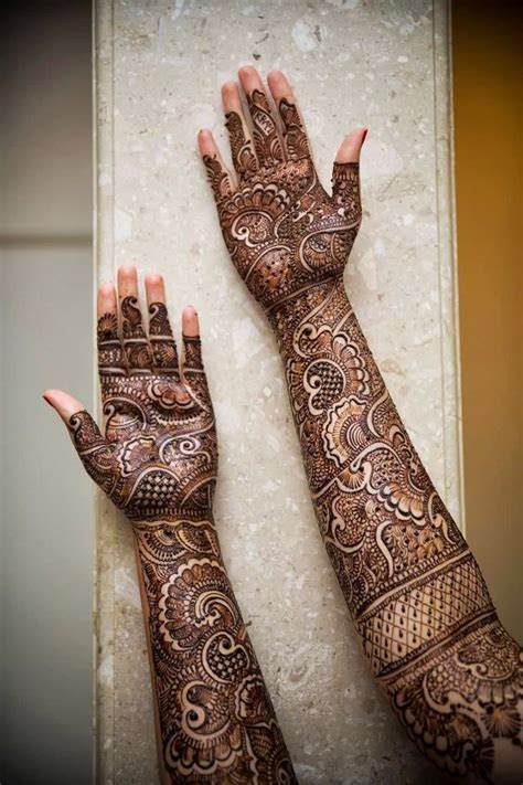 The 25  best ideas about Bridal Mehndi Designs on