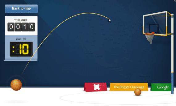 Basketball HTML5 Game
